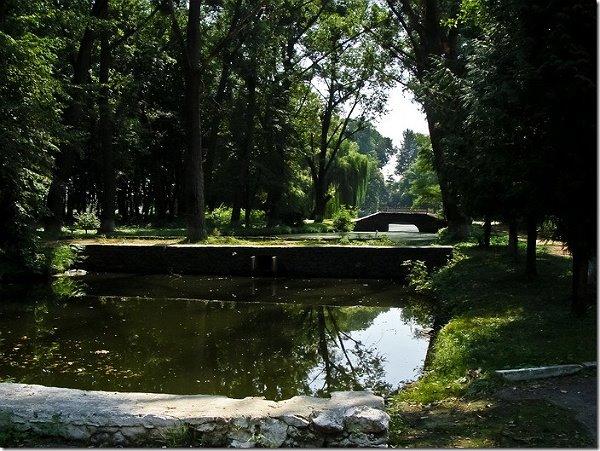 природній парк у Браїлові