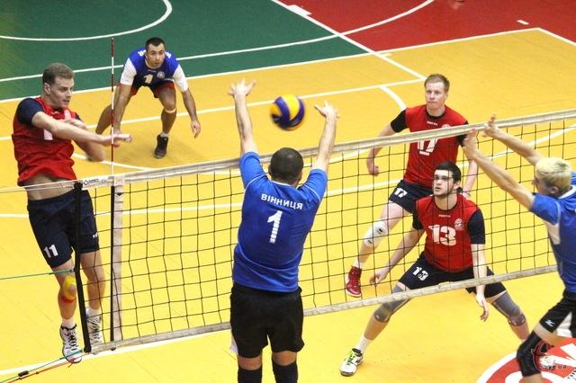 П'ять вінницьких професійних волейбольних команд стартують у  чемпіонаті України