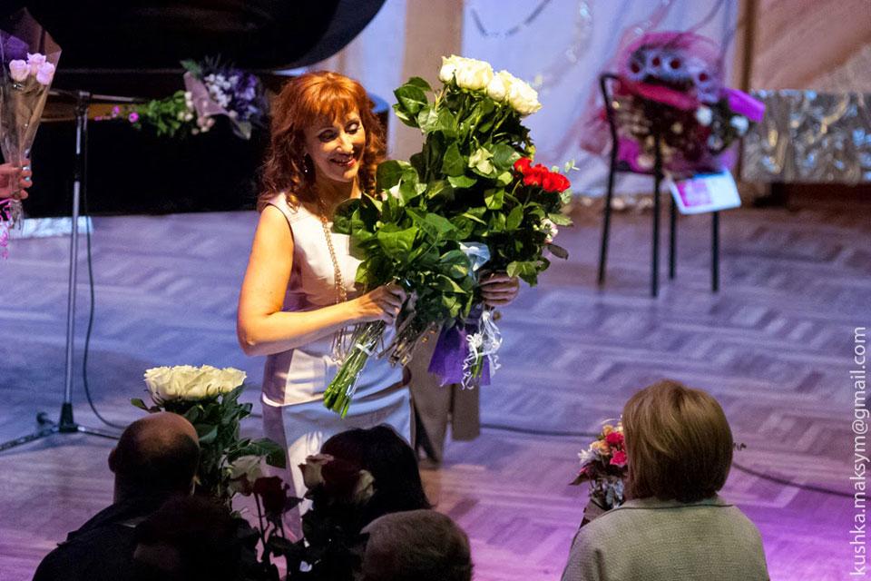 Сучасна королева романсів Ірина Швець