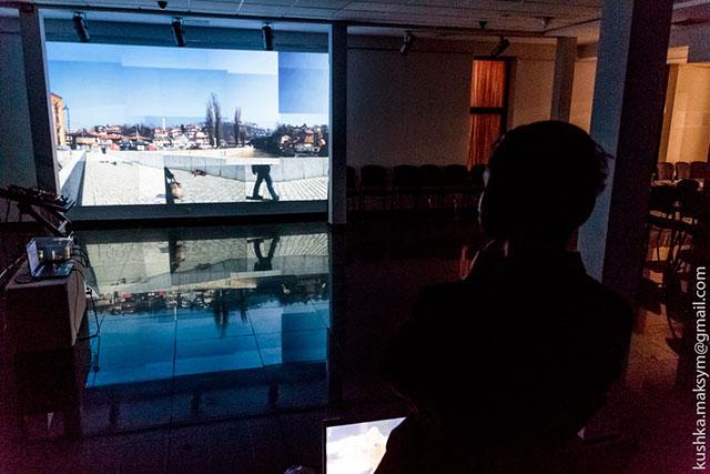 Візія актуальних подій крізь призму сучасного мистецтва