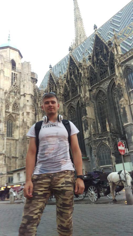 Студент-винахідник із Вінницького політеху проходив стажування у Відні