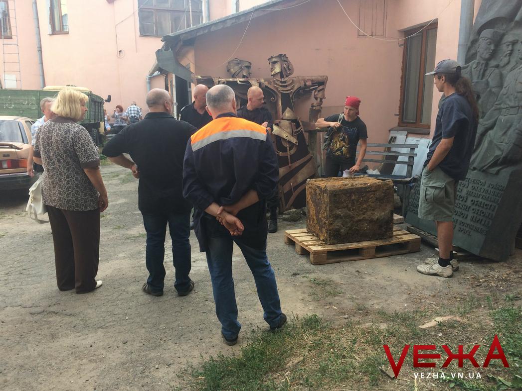 У Вінниці знайшли гітлерівський сейф— незнають, як відкрити