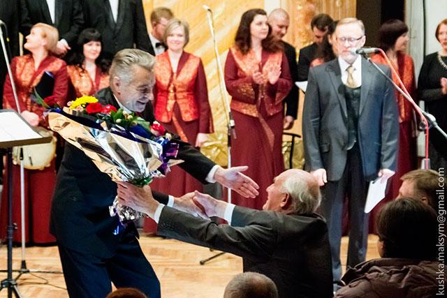 """Академічний камерний хор """"Вінниця"""" відсвяткував свій 30-річний ювілей"""