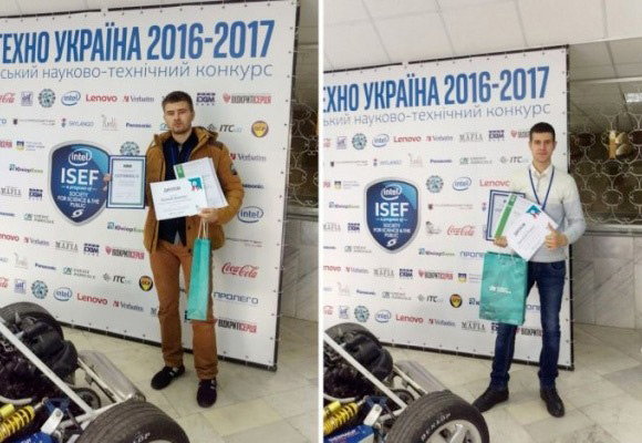 Роман Лановий  та Дмитро Кривий