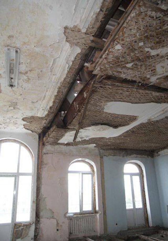 Стан будівлі на момент передачі Вінницькому апеляційному адміністративному суду