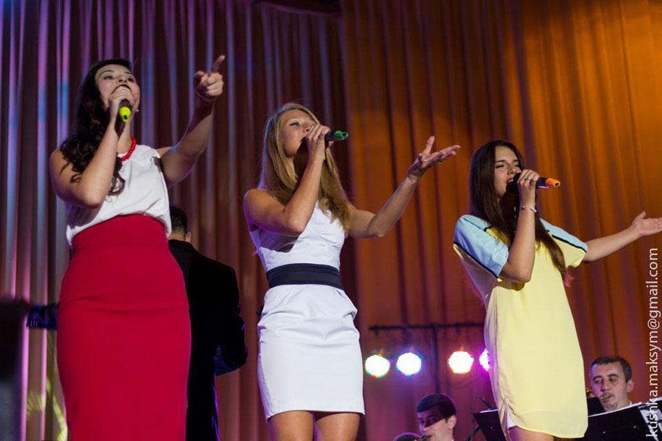 Благодійні концерти в День Вінниці