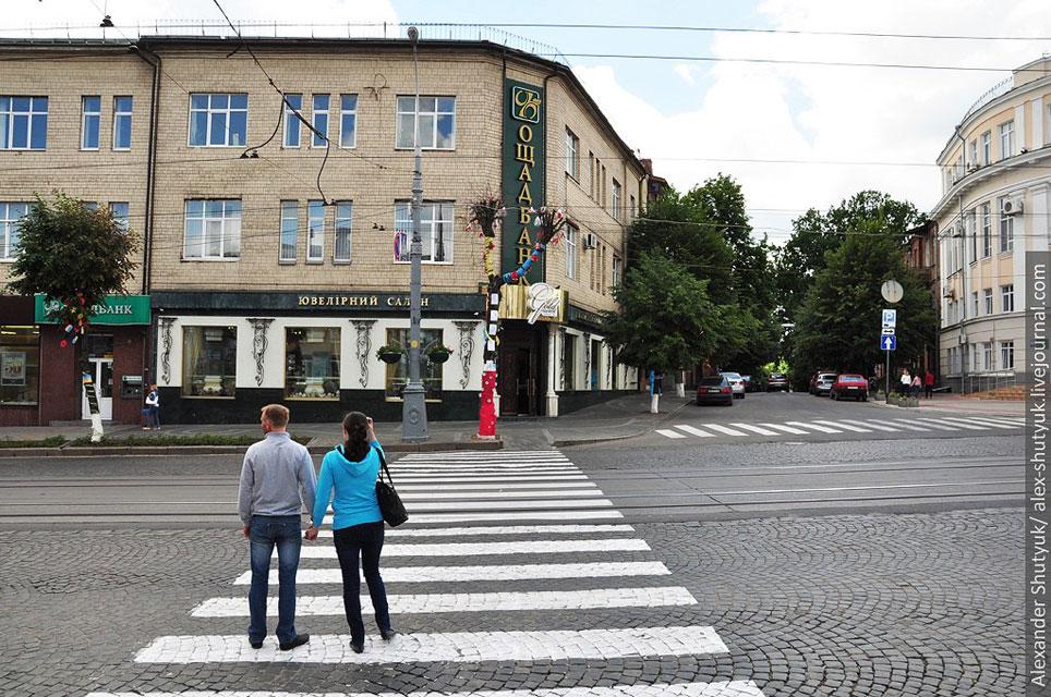Сторонній погляд: Один день львів'янина у Вінниці