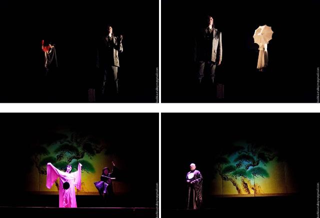 «Ідзанамі богиня, яка вабить» – спектакль, який відрізняється від всього, що раніше бачили вінничани