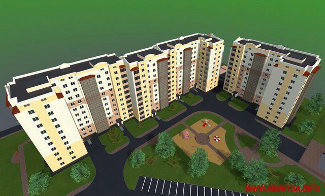 """В новобуді """"Особняк"""" придбано 4 квартири для нацгвардійців"""