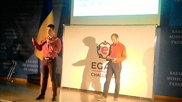 Проект студентів ВНТУ  Ecocitizens переміг у першому національному конкурсі ІТ-проектів