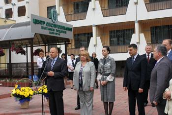 У Вінниці відкрився центр обслуговування платників податків