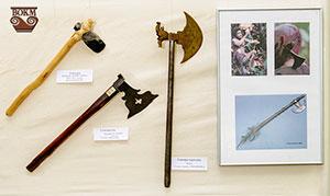 Вінничан запрошують на виставку зброї «Музейний арсенал» у краєзнавчий музей