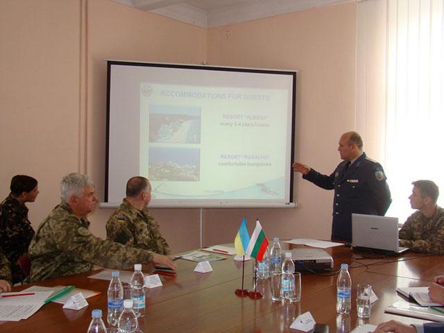 У Вінниці обговорили перспективи проведення спільних навчань підрозділів Повітряних Сил ЗС України та Республіки Болгарія