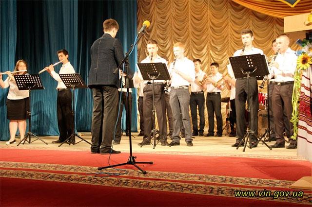 Вінницький технічний коледж відсвяткував 50-річний ювілей