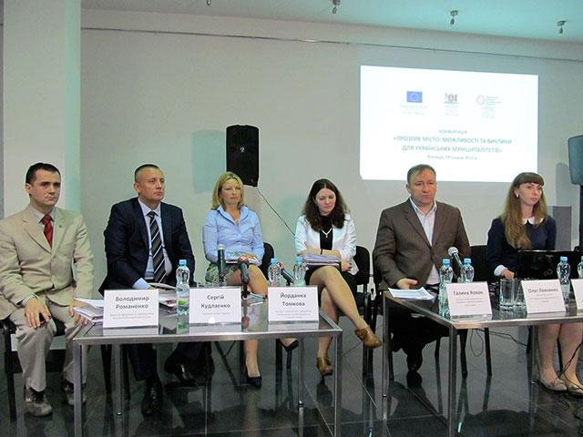 Вінниця увійшла до переліку міст, де реалізовуватиметься програма з впровадження електронного врядування за підтримки Швейцарії