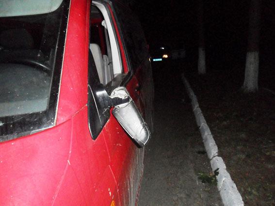 У Немирівському районі п'яний водій травмував 4 перехожих