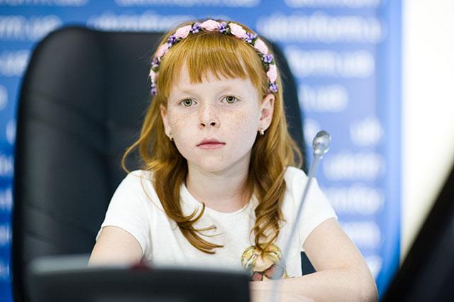 У Києві волонтери та благодійники обговорювали проблему онкохворих діток з Вінниччини