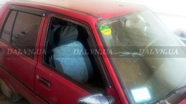 На Вінниччині нетвереза молодиця вкрала автомобіль