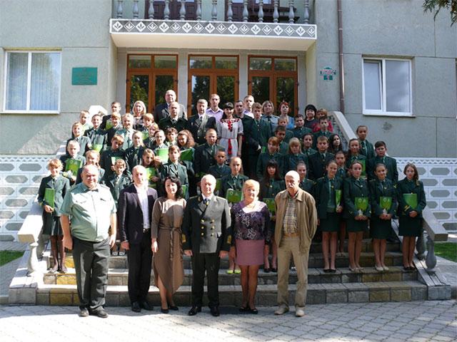 У Вінницькій області відкрито ще один лісівничий еколого-просвітницький центр