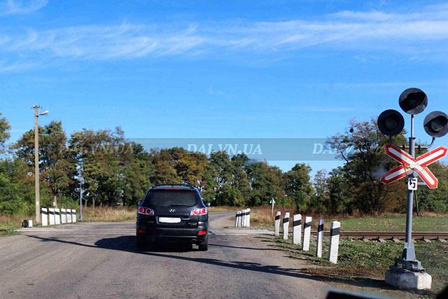 ДАІ просить вінничан повідомляти про аварійно-небезпечні ділянки на дорогах Вінниччини