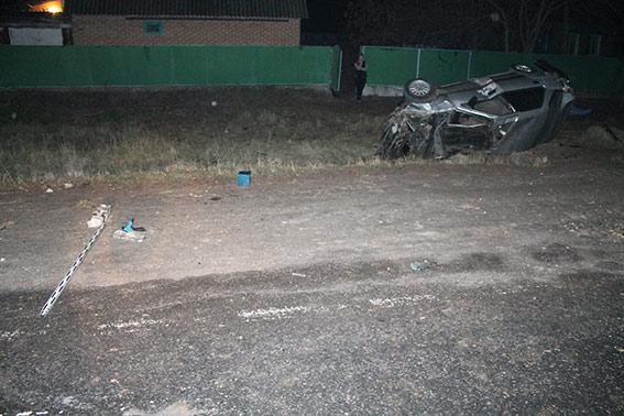 В ДТП на Вінниччині загинув майор поліції