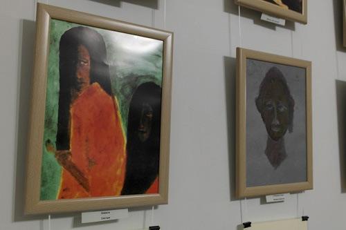 Вінничан запрошують у краєзнавчий музей на виставку індійського художника