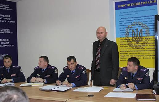 Управління кадрового забезпечення поліції Вінниччини очолив Андрій Дубчак