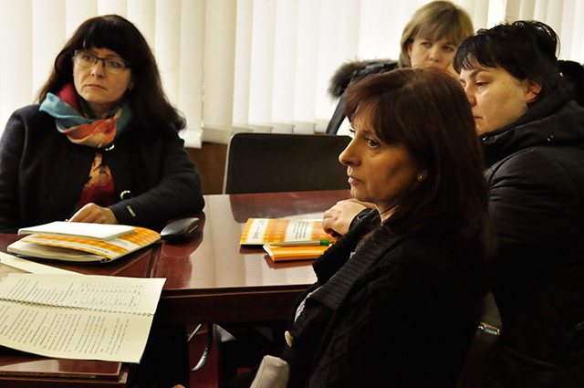 У Вінниці говорили про виробництво традиційних продуктів