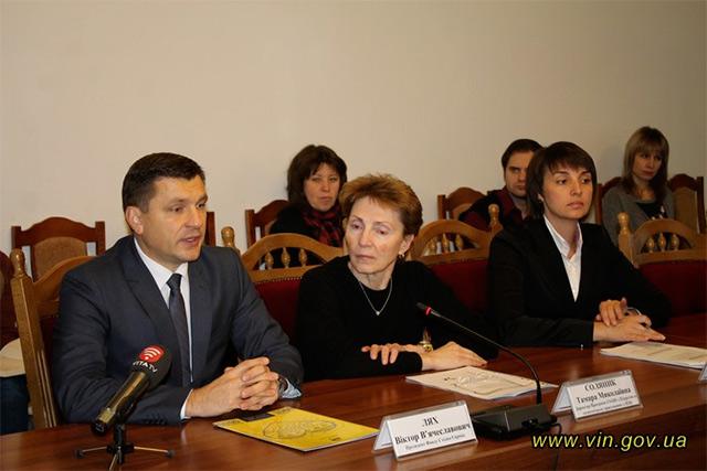 За сприяння Фонду Східна Європа на Вінниччині впроваджується Програма USAID «Лідерство в економічному врядуванні»