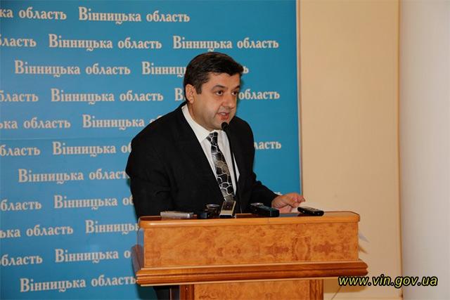 Доходи обласного бюджету в наступному році визначені у сумі майже 5 млрд.грн.