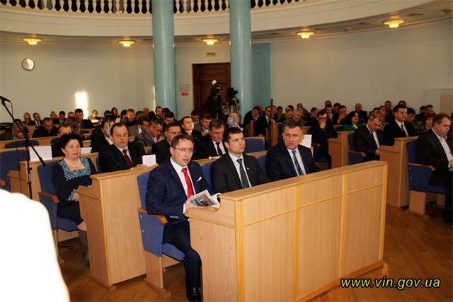 Депутати облради затвердили проект бюджету області на 2016 рік