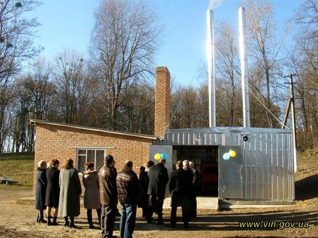 Цьогоріч Вінниччина скоротила споживання газу на 30%
