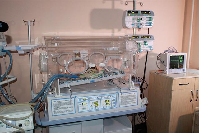 За благодійні внески вінничан, які взяли участь у марафоні «Пробіг з вірою в серці», придбано обладнання для недоношених немовлят
