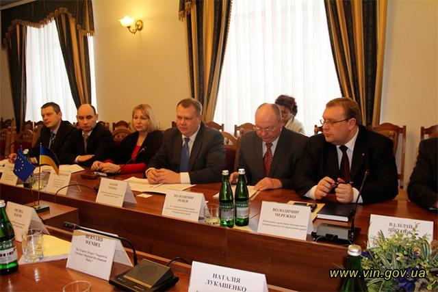 Вінницю відвідали експерти Європейської Комісії з питань регіональної та міської політики