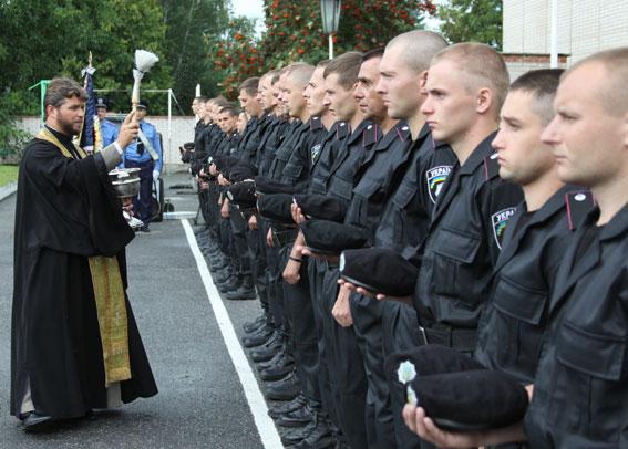 """28 новобранців батальйону """"Вінниця"""" присягнули на вірність українському народові"""