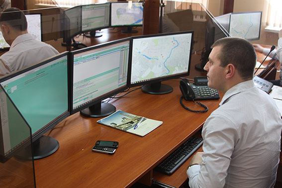 У Вінниці створили центр управління нарядами поліції