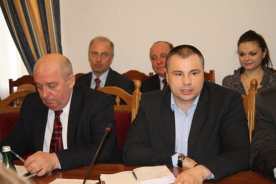 Сьогодні у Вінниці підписали Меморандум для ефективної співпраці місцевої поліції з громадами