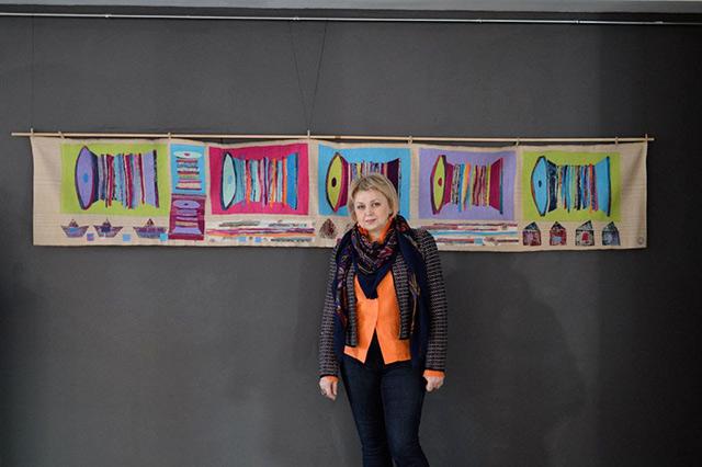 Художній музей запрошує на відкриття персональної виставки Ірини Шостак-Орлової