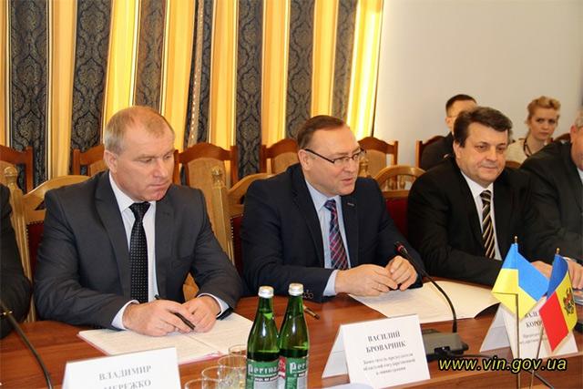 Молдовські фахівці спільно із вінницькими вивчатимуть можливість будівництва мосту Ямпіль-Косеуци