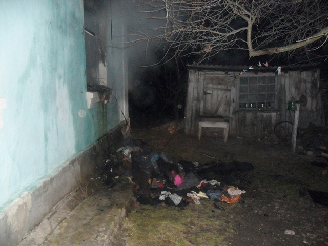 Минулої доби на територі області сталося 7 пожеж