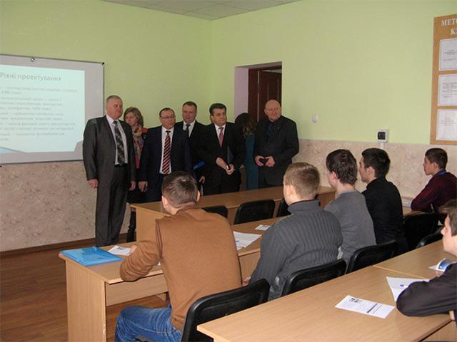 У місті відбулась виставка профтехучилищ Вінниччини