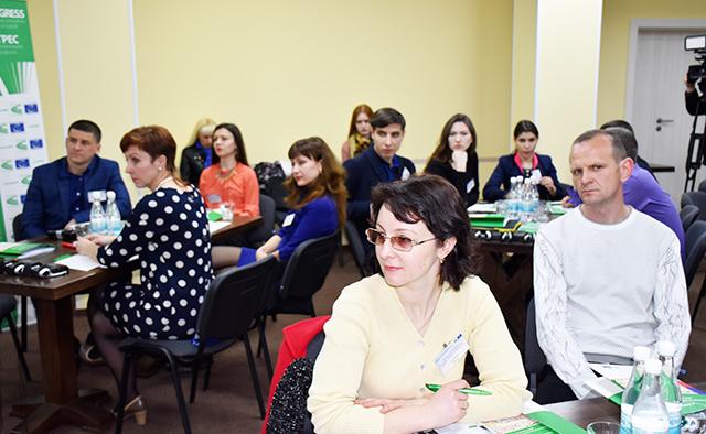 У Вінниці проходить семінар з розвитку демократії за сприяння Конгресу місцевих та регіональних влад Ради Європи