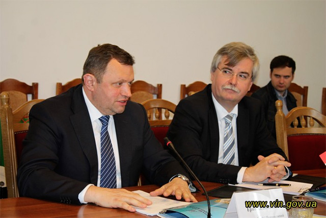 """У Вінниці представники """"Вишеградської четвірки"""" обговорюватимуть шляхи розвитку бізнесу"""