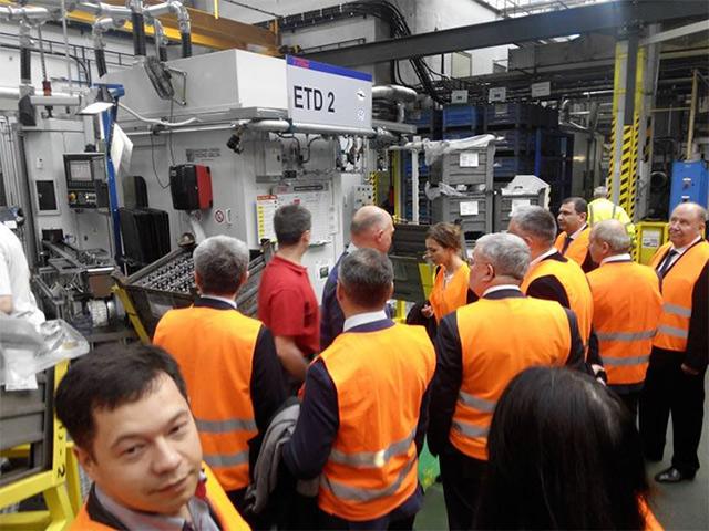 Вінничани ознайомились з роботою найбільш потужних підприємств Чехії
