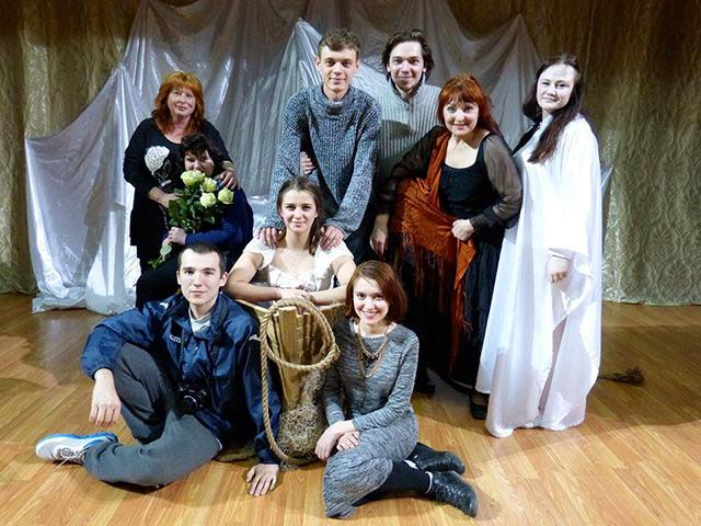 Народний театр-студія «Сьоме небо» привіз з Києва гран-прі всеукраїнського молодіжного фестивалю