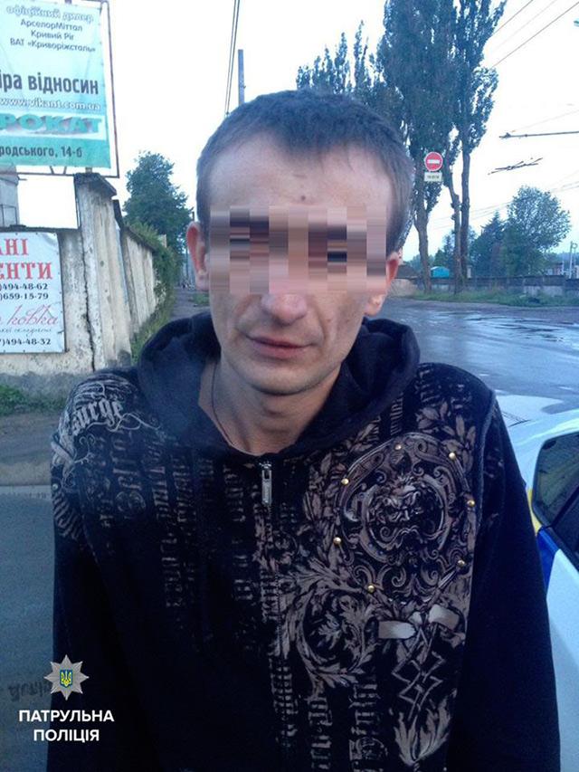 """Поліцейські затримали у Вінниці таксиста """"під кайфом"""""""