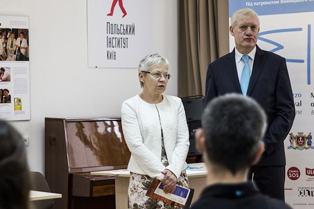 У Вінниці розпочався ІІ Міжнародний фестиваль оповідання «Intermezzo»