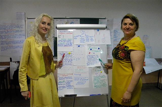 Вінницькі психологи вчитимуть старшокласників, як стати підприємцями
