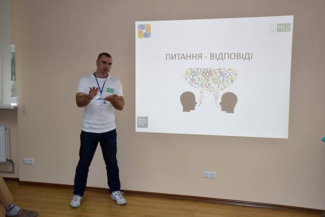"""У Вінниці реалізовують новий проект облікової медичної системи  """"igiMED"""""""