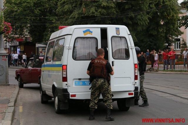 """""""Мінер"""", який повідомив про замінування готелю """"Франція"""", дзвонив з Донецької області"""